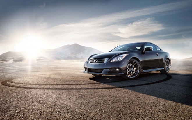 2011 Infiniti IPL G Coupe Front Three Quarters 660x413