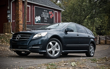 2011 Mercedes Benz R350 Bluetec Hp