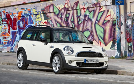 2011 Mini Cooper Clubman Hp