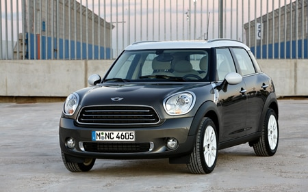 2011 Mini Cooper Countryman Promo