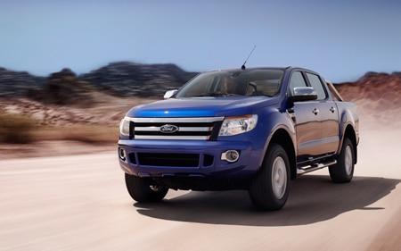 2012 Ford Ranger Promo