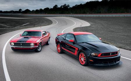 2012 Mustang Gt Boss 302 Hp