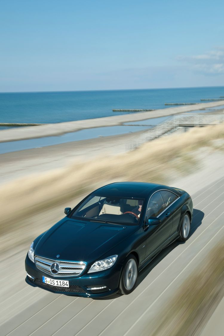 Pricing Announced For 2011 Mercedes Benz Cl Class Range