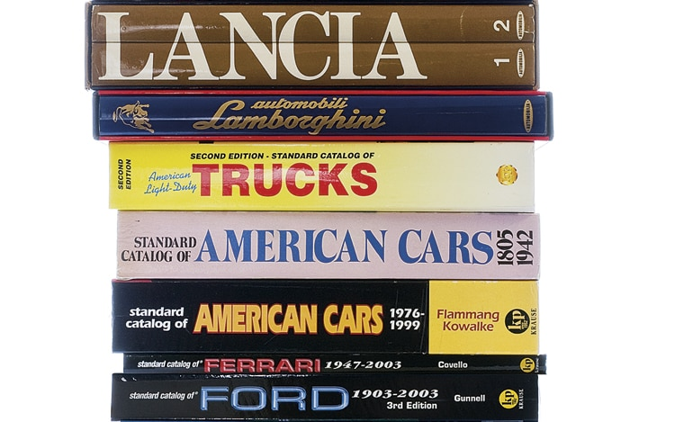 Car Books