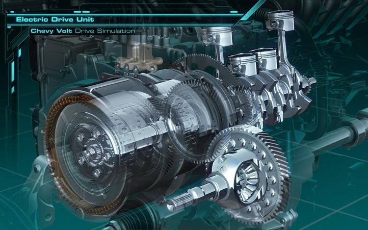 chevy volt electric car engine diagram one more chevy volt trick: reduced power - automobile magazine
