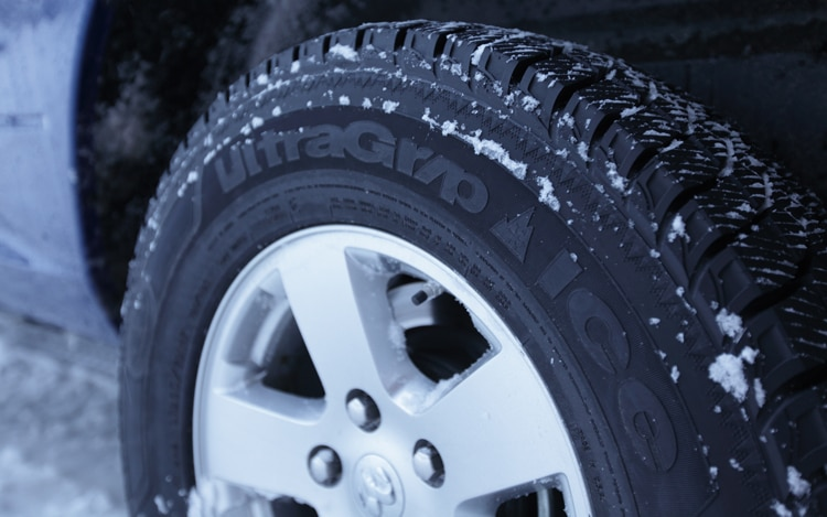 Goodyear Ultra Grip Ice Wrt Automobile Magazine