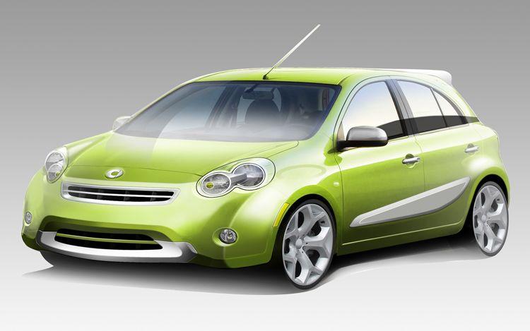 Smart B Segment Car 1