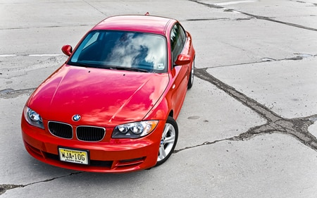 2010 BMW 128i Coupe Hp