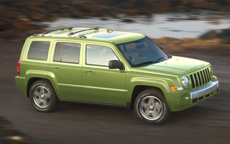 2010 Jeep Patriot Hp