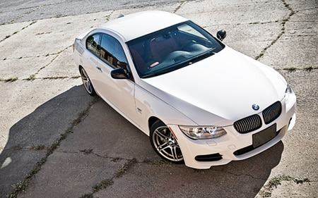 2011 BMW 335is Coupe Hp