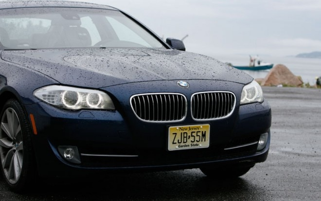 2011 BMW 535i Front End 660x413
