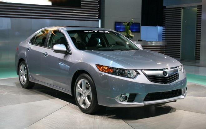 2011 Acura Tsx Sedan Front View 660x413