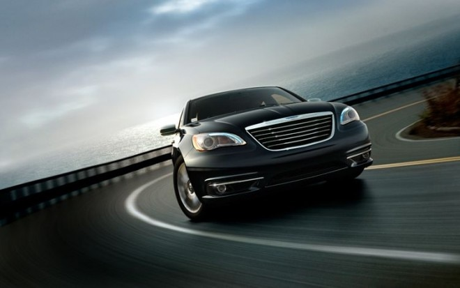 2011 Chrysler 200 Front In Motion 660x413