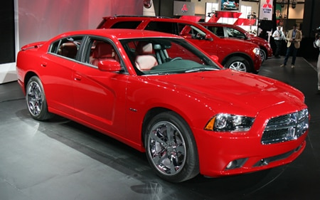2011 Dodge Charger Amag Promo