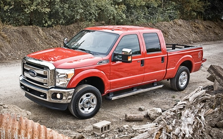 2011 Ford F 250 Hp