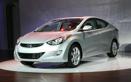 2011 Hyundai Elantra Amag Promo