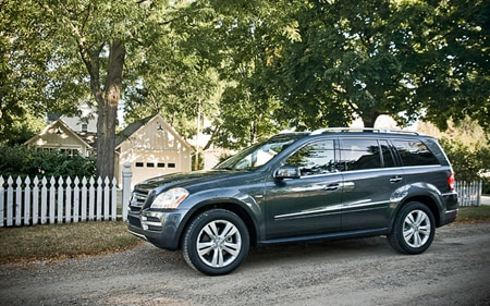 2011 Mercedes Benz GL350 Bluetec Hp