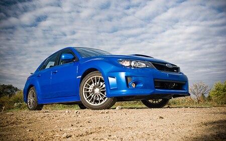 2011 Subaru Impreza WRX Limited Hp
