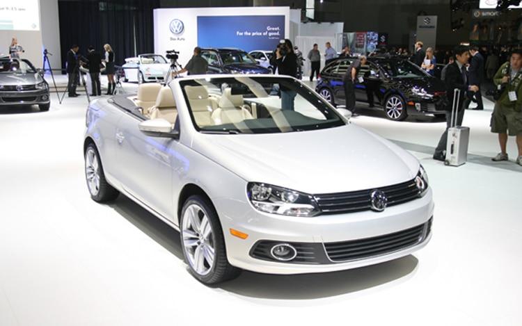 2011 Volkswagen EOS Mt Promo