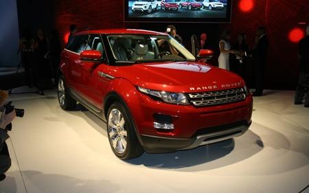 2012 Land Rover Range Rover Evoque Amag Promo