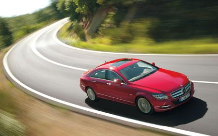 2012 Mercedes Benz CLS550 Promo