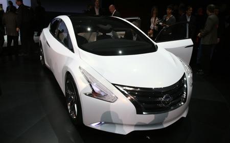 Nissan Ellure Concept Promo