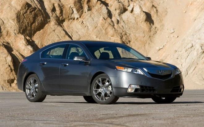2010 Acura TL SH AWD Front Three Quarters1 660x413