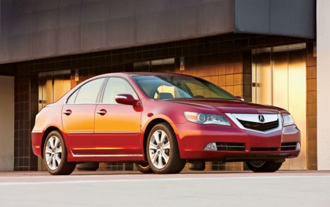 2011 Acura RL Side View1 660x413