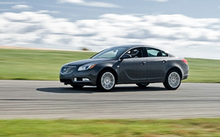 2011 Buick Regal Hp