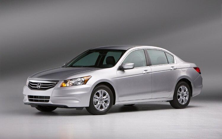 2011 Honda Accord SE Front Three Quarters