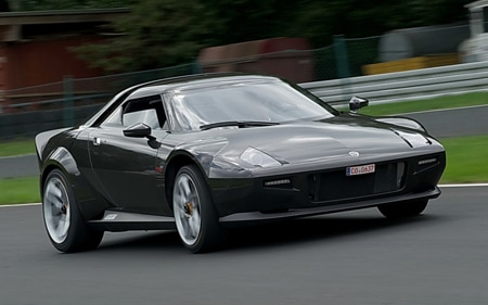 2011 Lancia Stratos Promo Amag