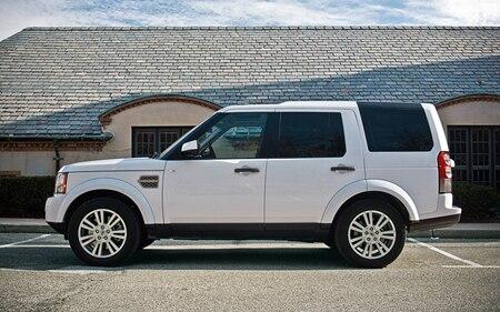 2011 Land Rover LR4 Promo