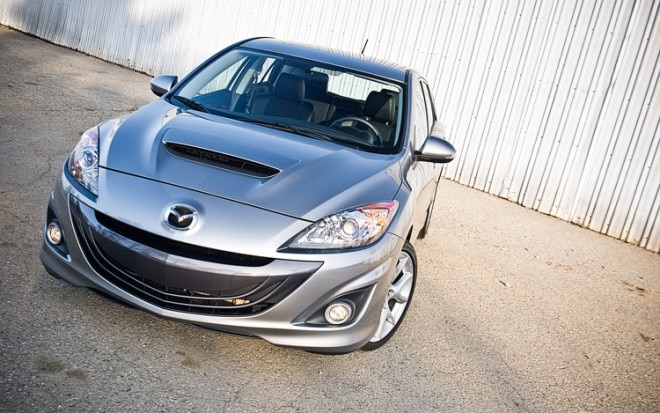 2011 Mazdaspeed3 Front View 660x413