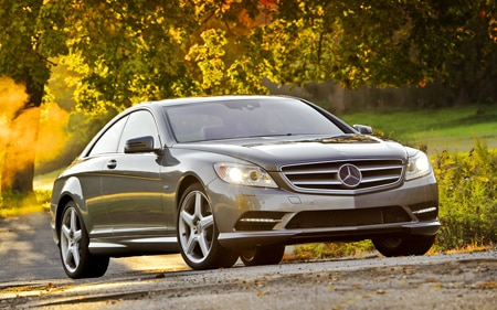 2011 Mercedes Benz CL550 Promo