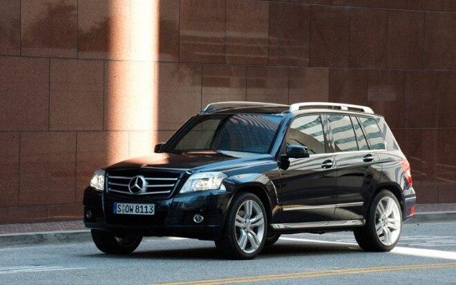 2011 Mercedes Benz Glk Class