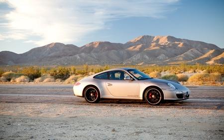 Porsche 911 Carrera GTS Promo