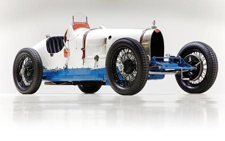 1928 Bugatti Type 37A Promo