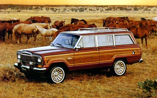 1984 Jeep Grand Wagoneer 660x413