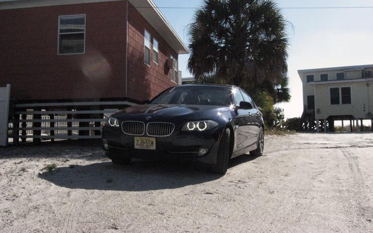 2011 BMW 535i Front