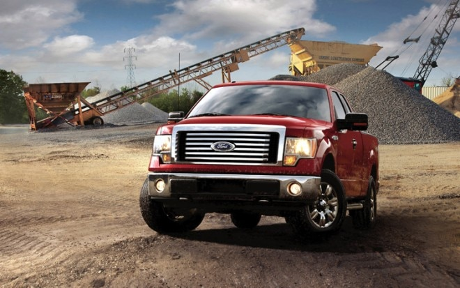 2011 Ford F 150 Front View In Red1 660x413