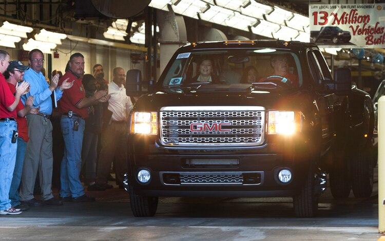 2011 GMC Sierra Denali 3500HD 13 Millionth1