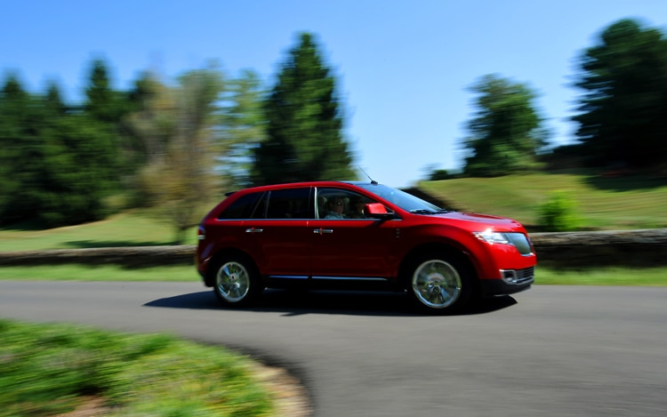 2011 Lincoln MKX12