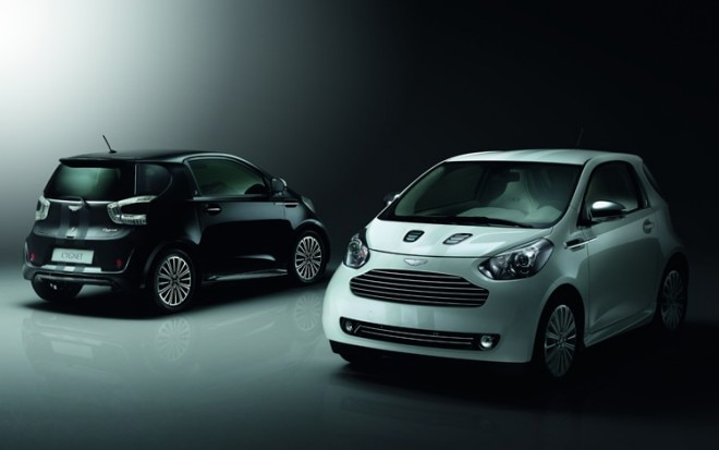 2011 Aston Martin Cygnet Launch Editions1 660x413