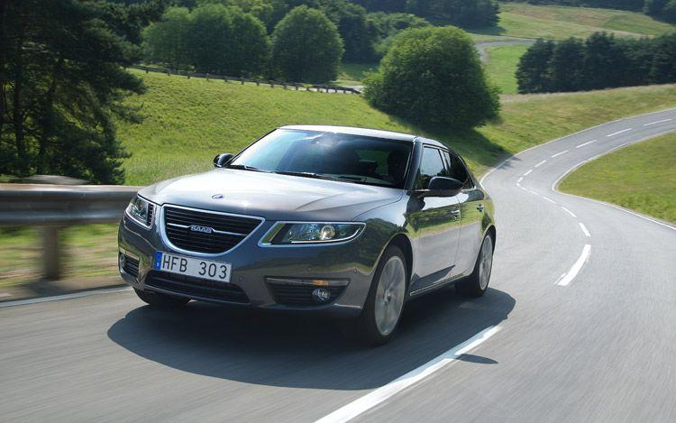 2011 Saab 9 5 In Motion1