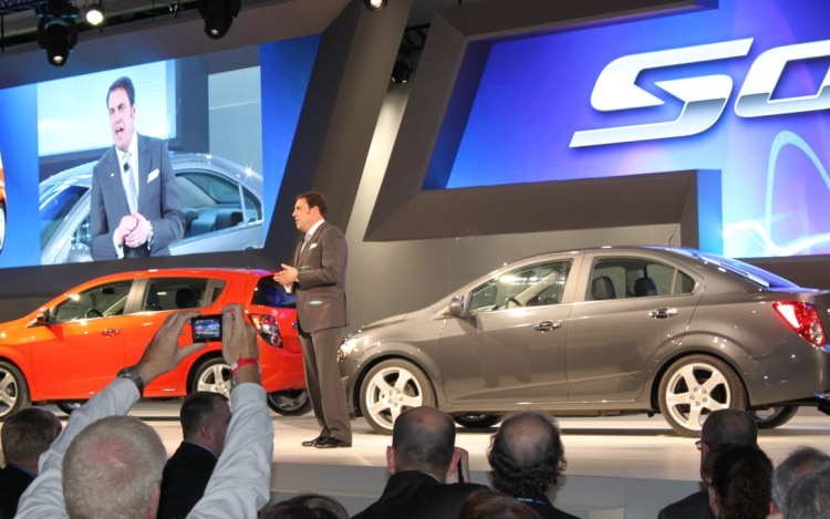 2012 Chevrolet Sonic Reveal1