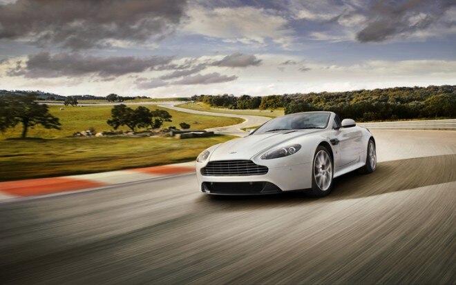 Aston Martin V8 Vantage S Convertible1 660x413