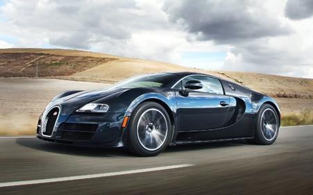 Bugatti Veyron Super Sport Promo