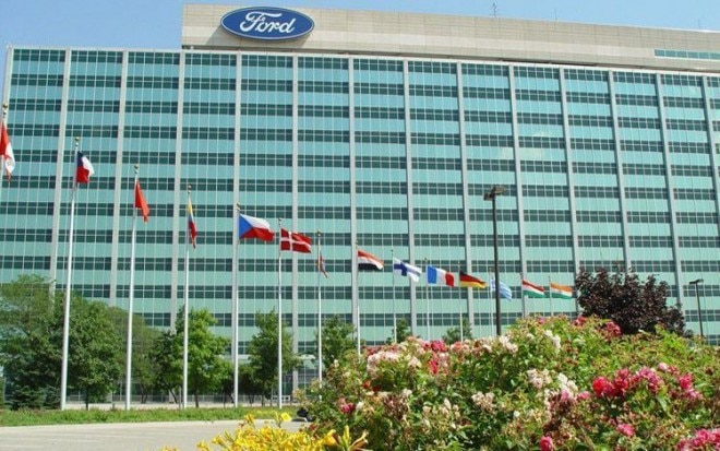 Ford Headquarters 1