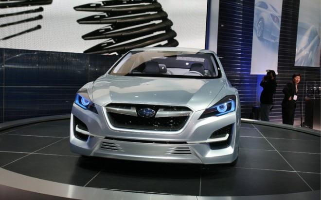 Subaru Impreza Design Concept Front End1 660x413