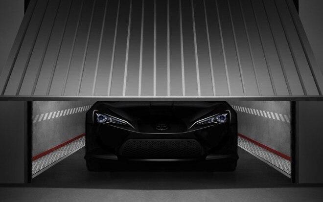 Toyota Ft 86 II Concept Teaser 660x413